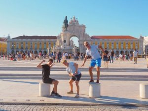 Portugal familiereis - Lissabon